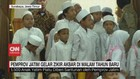 VIDEO: Pemprov Jatim Gelar Zikir Akbar di Malam Tahun Baru