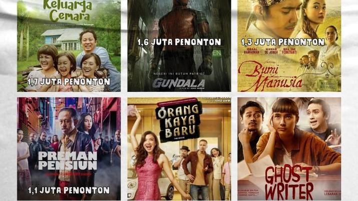 Bnyak penduduk Indonesia suka mengakses situs web streaming film seperti IndoXXI untuk nonton film bioskop gratis. Salah satunya, Kawanfilm21.