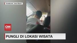VIDEO: Polisi Amankan 11 Pelaku Pungli di Pelabuhan Ratu