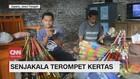 VIDEO: Senjakala Terompet Kertas