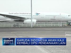 Garuda Batal Galang Dana USD 900 Juta dari Global Sukuk