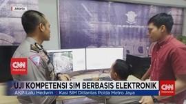 VIDEO: Uji Kompetensi SIM Berbasis Elektronik