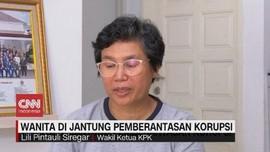 VIDEO: Wanita di Jantung Pemberantasan Korupsi