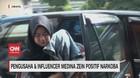 VIDEO: Influencer Medina Zein Positif Narkoba