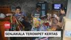 VIDEO: Tahun Baru, Penjualan Terompet Kertas Menurun Drastis