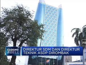 Selain Pelni, Erick Thohir Rombak Direksi ASDP