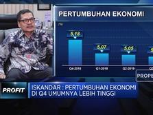 Di 2019, Pemerintah Optimis Pertumbuhan Ekonomi Capai 5,08%
