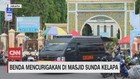 VIDEO: Benda Mencurigakan di Masjid Sunda Kelapa