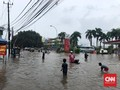 16 Ribu Warga Terdampak Banjir Tangerang di 13 Kecamatan
