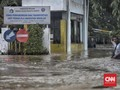 Catatan BNPB, Curah Hujan Terekstrem Penyebab Banjir Jakarta