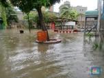 Jakarta Lumpuh, Ini Penampakan Banjir di Sejumlah Daerah