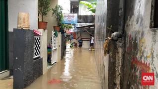 Banjir Bekasi, 1 Orang Tewas Tersengat Listrik
