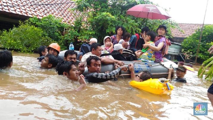 BPPT siap membantu menanggulangi banjir besar akibat cuaca ekstrem yang terjadi di Jabodetabek sejak Selasa (31/12) dengan TMC.
