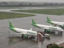 Padat & Rawan Banjir, Penerbangan di Halim akan Dipangkas