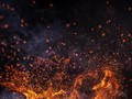 Kebakaran Landa Rumah Warga Kampung Pulo dan Gunung Sahari