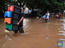 Catat! Hujan Lebat Berpotensi Terjadi Hingga 7 Januari 2020