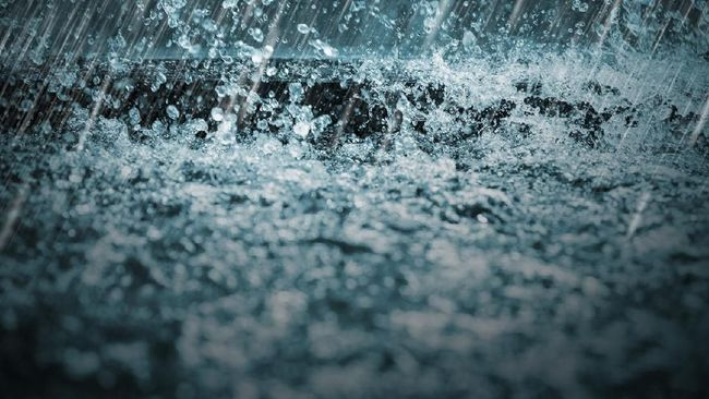 Kedutaan AS Ingatkan Anomali Hujan Jakarta Sampai 12 Januari
