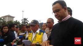 Menteri PUPR Sebut Anies Sepaham soal Betonisasi Sungai