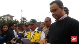 Banjir Jakarta, Anies Tiadakan Ganjil Genap pada Kamis