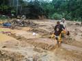 Ribuan Warga Lebak Banten Mengungsi Akibat Banjir Bandang