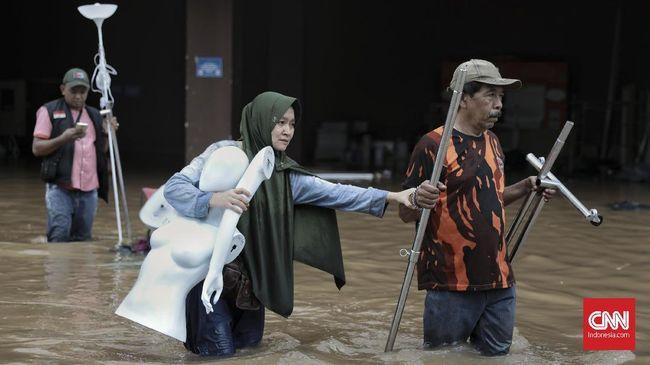 Waspada Penyakit Akibat Banjir