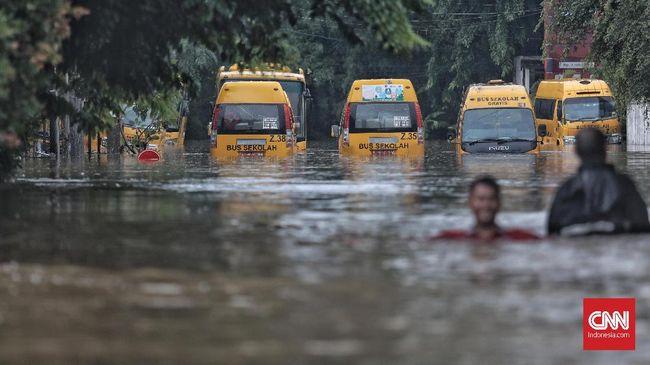 BPPT Akui Kecolongan Antisipasi Hujan Ekstrem Jabodetabek