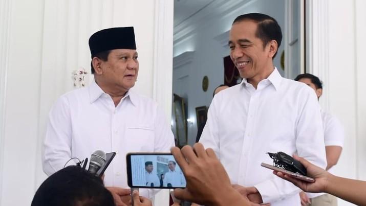 Presiden Menerima Menteri Pertahanan di Istana Yogyakarta. (Muchlis Jr - Biro Pers Sekretariat Presiden)
