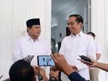 Soal Duit Rp 127 T: Jokowi Yakin Aman Dipegang Prabowo