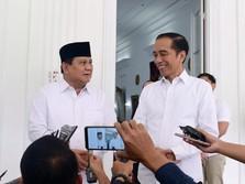 Ditemani Prabowo, Jokowi Tinjau Food Estate di Kalteng