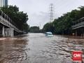 Banjir Jakarta, Lima Koridor Transjakarta Lumpuh