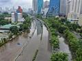 Banjir Jakarta, Jalan Tol Dalam Kota Digratiskan 18 Jam