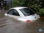Dari VW ke Harley, Ini Penampakan Kendaraan Terendam Banjir