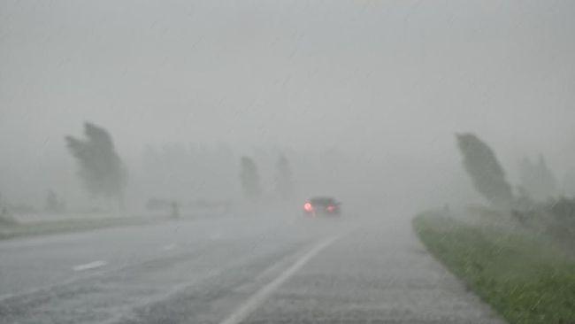BMKG: Waspada Hujan Lebat Jabodetabek Hingga 12 Januari