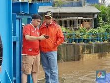 Jakarta Banjir, Anies: Kami tidak Mau Menyalahkan Siapapun!