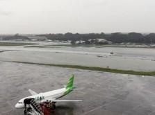 Basuki Ungkap Bandara Halim Bisa Banjir: Empang Meluap!