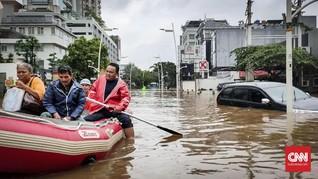 Jakarta Banjir, Netizen Sindir Formula E Diganti Lomba Renang