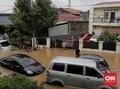 Imbas Banjir Jakarta, Asuransi Sebut Terima Ratusan Klaim
