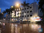 Jakarta Banjir, Ganjil Genap Tak Berlaku Hari Ini!
