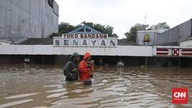 Kadin Sebut Sektor Ritel Rugi Paling Parah Gara-gara Banjir