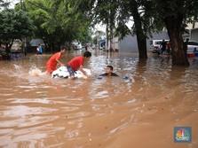 Media Asing Ramai-ramai Soroti Banjir Jakarta dan Sekitarnya