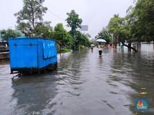 Posko Banjir Jakarta: 31.232 Orang Mengungsi Akibat Banjir