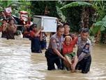 74 Tewas, 203 Bencana Alam Terjadi Dalam 20 Hari
