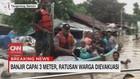 VIDEO: Banjir Capai 3 Meter, Ratusan Warga Dievakuasi