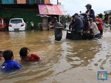 Duh, Ada Prediksi Seram BMKG Soal Hujan, Waspada Banjir Lagi!