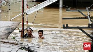 Menakar Kesalahan Ekologi Versi Jokowi soal Banjir Jakarta