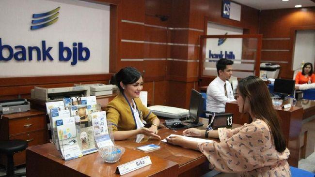 BJBR Sentuh Level Terendah 3 Tahun, Saham bank bjb Rebound 6%