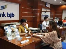 Mayoritas Saham Bank Memerah, Saham Bjb Melesat Sendirian