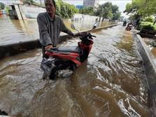 BPS: Banjir Jakarta Bakal Berdampak ke Inflasi Januari 2020