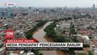 VIDEO: Beda Pendapat Anies & Basuki Soal Pencegahan Banjir