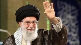 Insiden Tembak Pesawat, Khamenei Minta Evaluasi Militer Iran